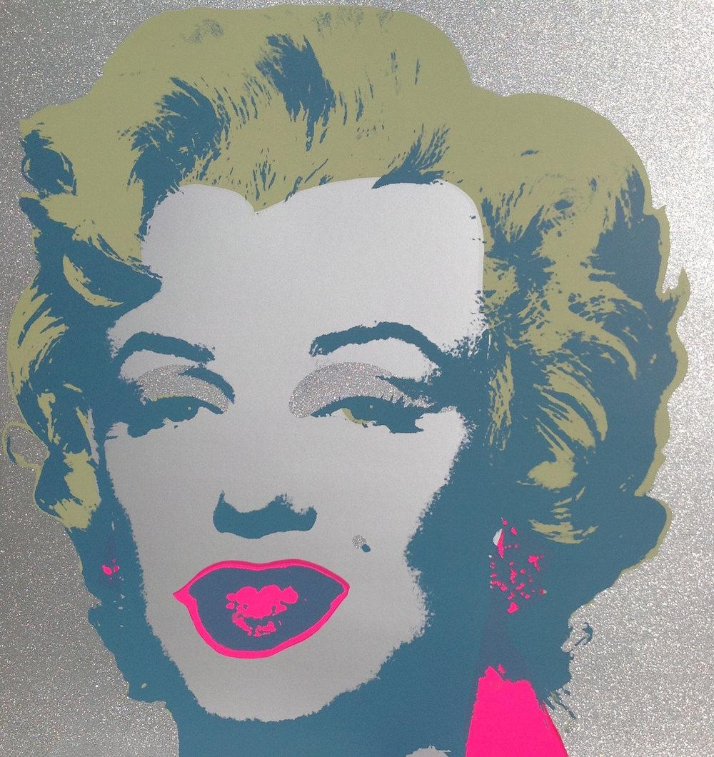 DiAmond Dust Marilyn -