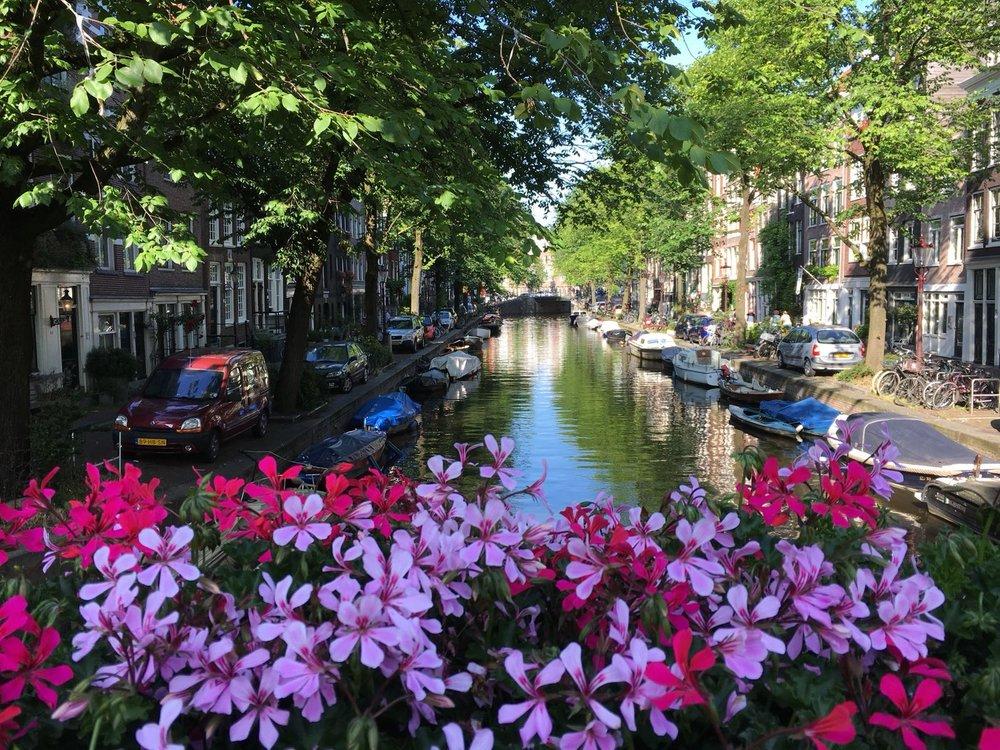 Amsterdam, Netherlands. 2018