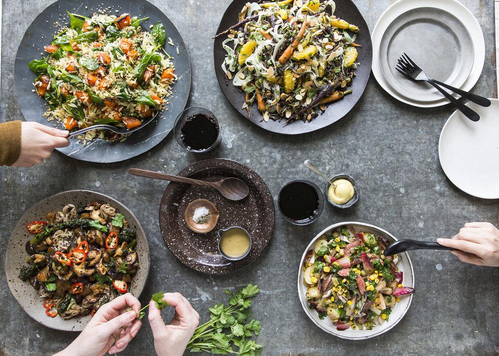 4 Dishes Orzo, Wild Rice Orange, Bavette Chicory, Mushroom Noodles_01.jpg