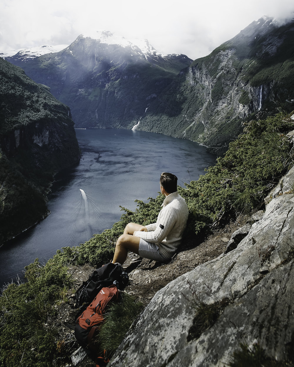 Geiranger - Norway - by Mads Nordsveen