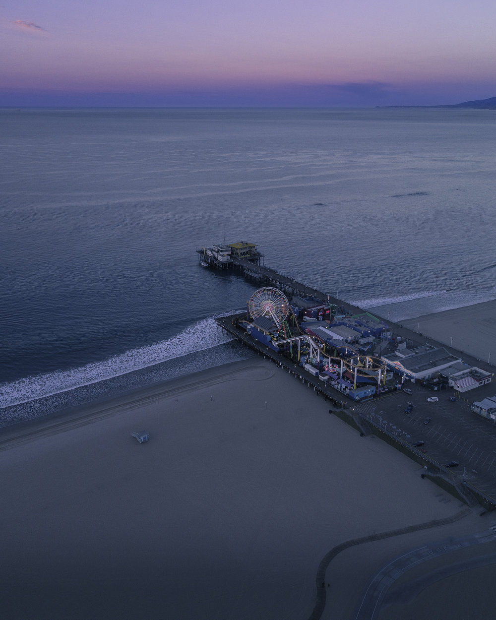 California sunrise by Mads Nordsveen Photographer