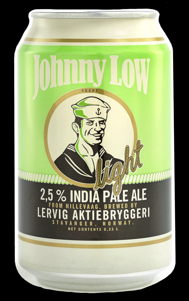 JOHNNY LOW - IPA 2,5%