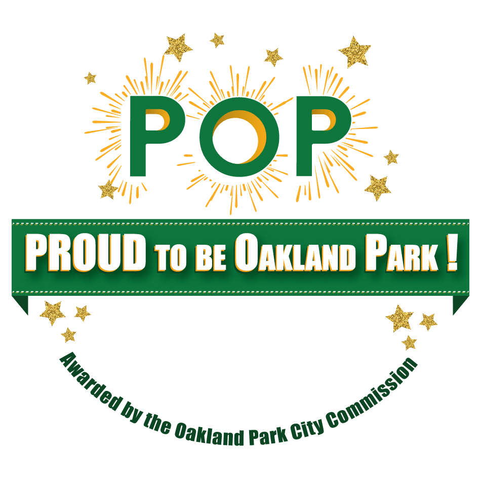Proud to be Oakland Park