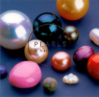 Pearls: A Natural History - At the National Science Museum, Tokyo, Japan, 2006