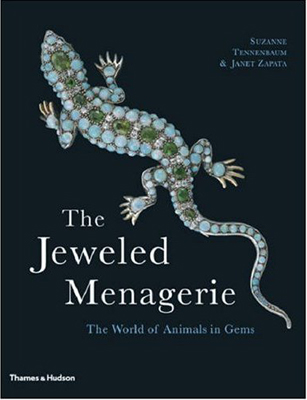 The Jeweled Menagerie, The World of Animals in Gems - Thames & Hudson, 2001