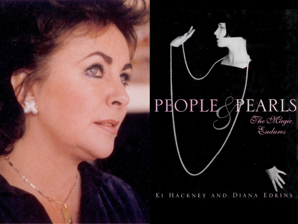 People & Pearls: The Magic Endures - By Ki Hackney and Diana EdkinsHarperCollins Publishers Inc., New York 2000