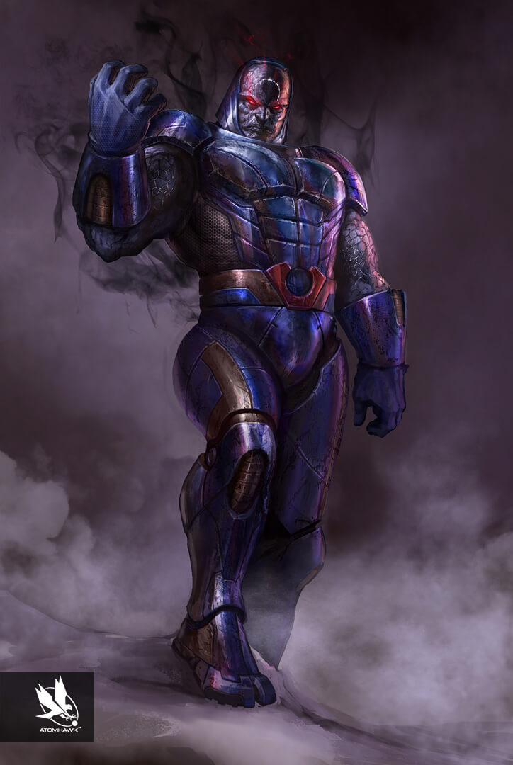 Character Art - Injustice2 - Darkseid