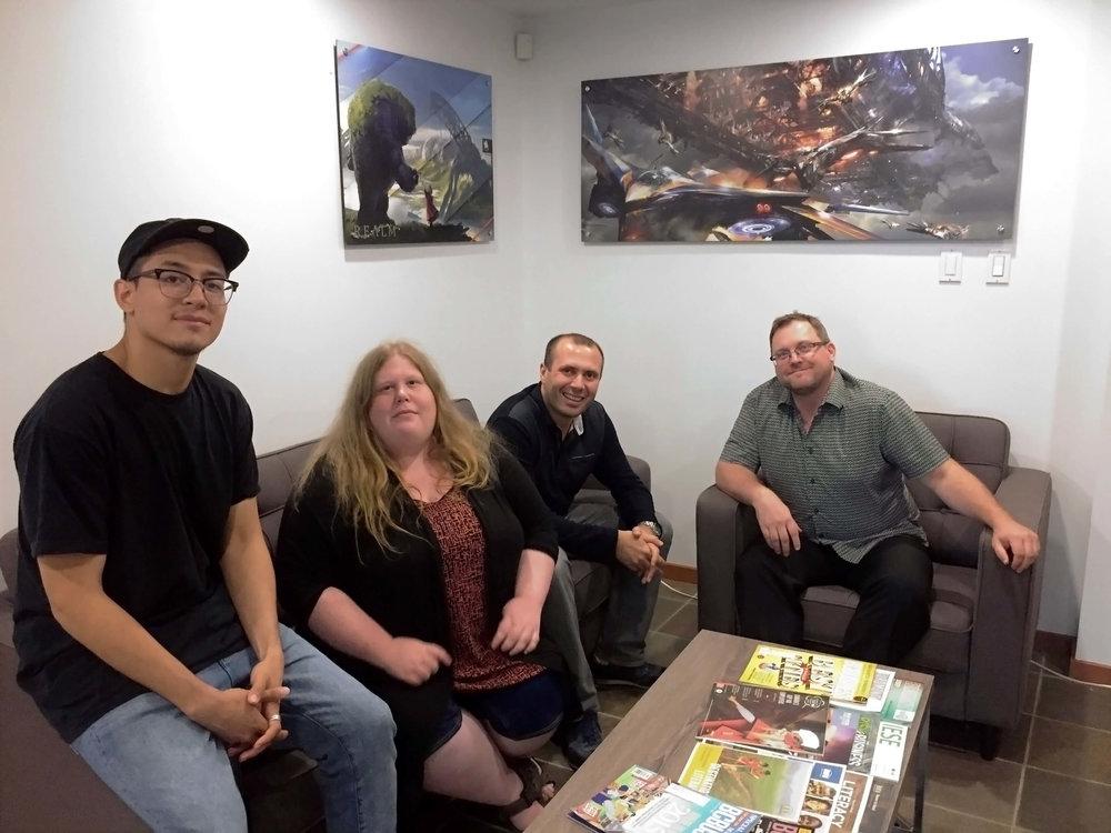 Atomhawk Vancouver Team