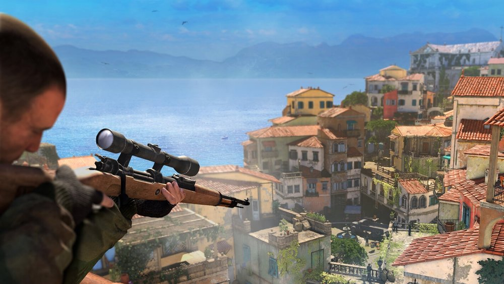 SNIPER ELITE 4 - RebellionView this project >