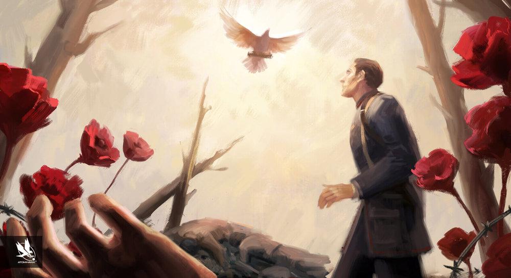 "11-11-Memories Retold - Key moment - ""Divine Intervention"""