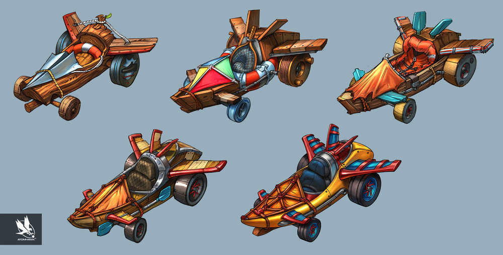 Atomhawk_Exient Rovio_Angry Birds Go_Marketing Art_Product Design_Go Karts_Services.jpg