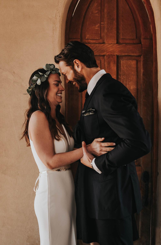 Beautiful Intimate Wedding at Chapel Dulcinea