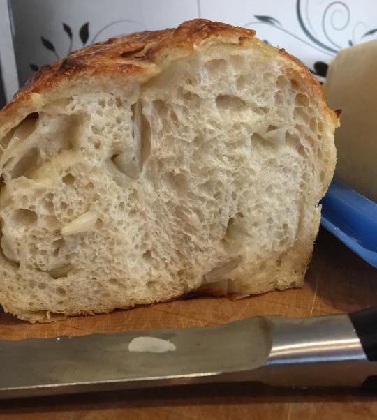 Onion & Garlic Crumb