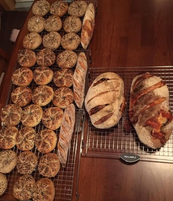A days bake