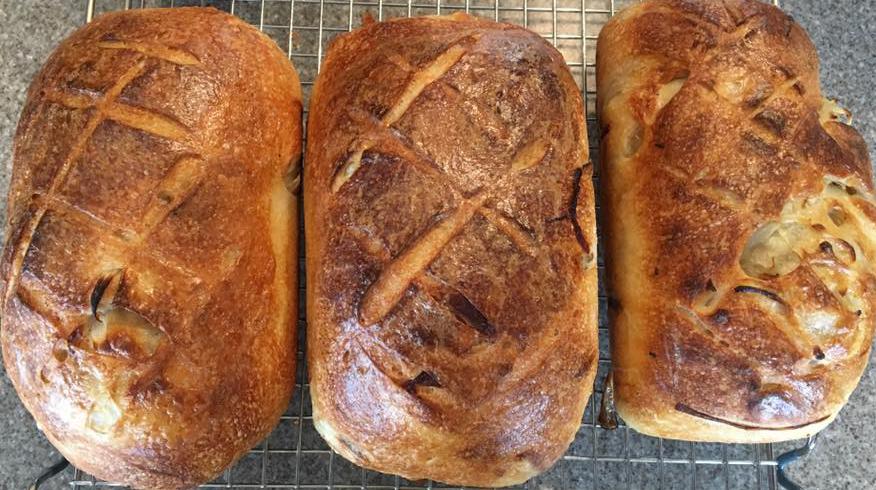 Sandwich loaves
