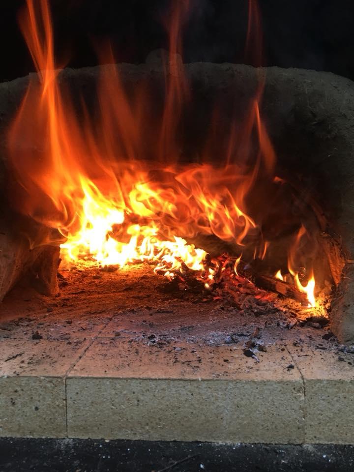 Cobb Oven Burn In