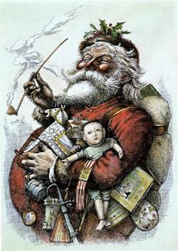 Santa-Thomas Nast 1881.jpg