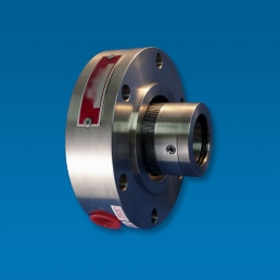 A factory assembled, pressure tested, rotary single metal bellows cartridge seal. This seal can handle a wide spectrum of applications from cryogenic to high temps. Bellows is self cleaning due to its rotation and is balanced for high pressures.