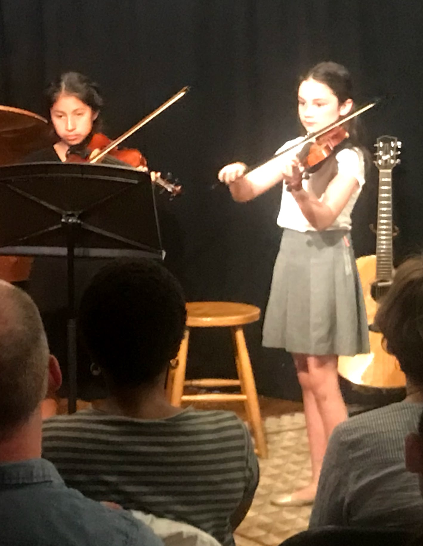 Space Studios String Ensemble — COMMUNITY MUSIC SPACE