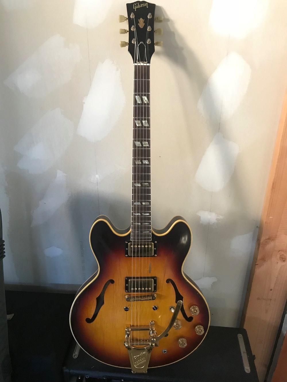 1962 Gibson 345