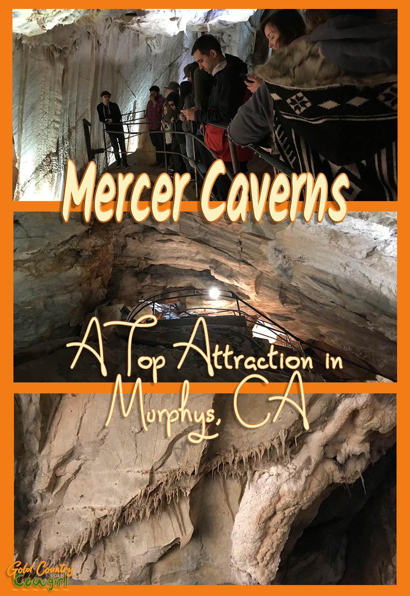 Mercer Caverns   1665 Sheep Ranch Rd, Murphys, CA 95247