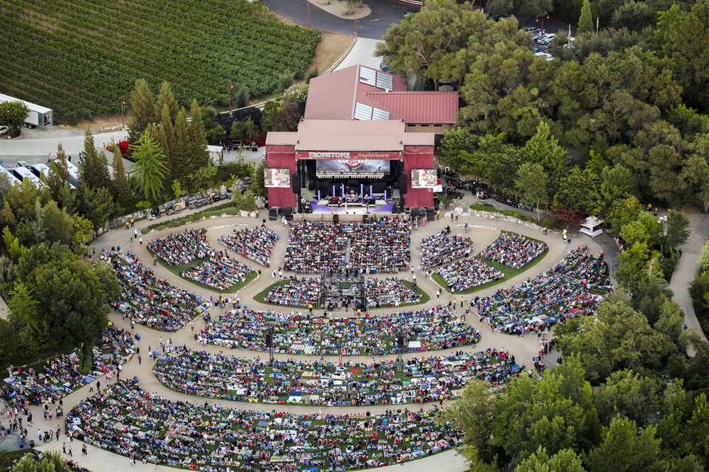 Ironstone Amphitheatre   (Nationally Known Artists)  Address: 1894 6 Mile Rd, Murphys