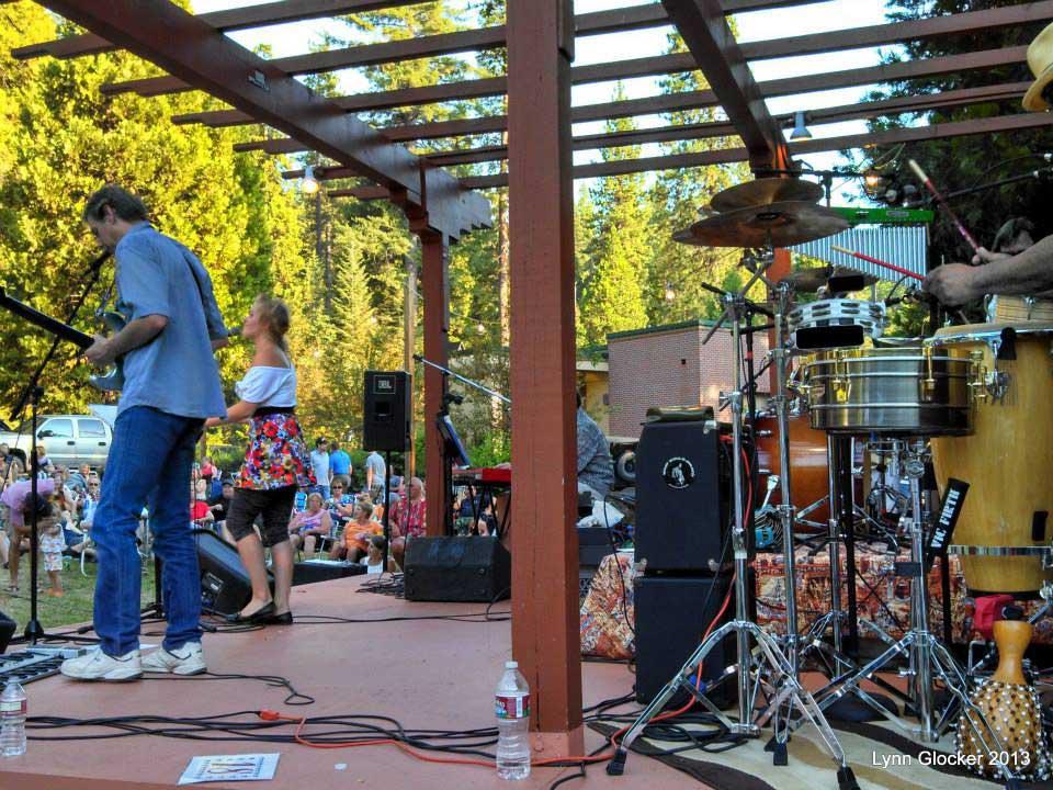 Park at Cedar Center - Arnold   (Local Musicians)  Address: Cedar Center Shopping Center in Arnold