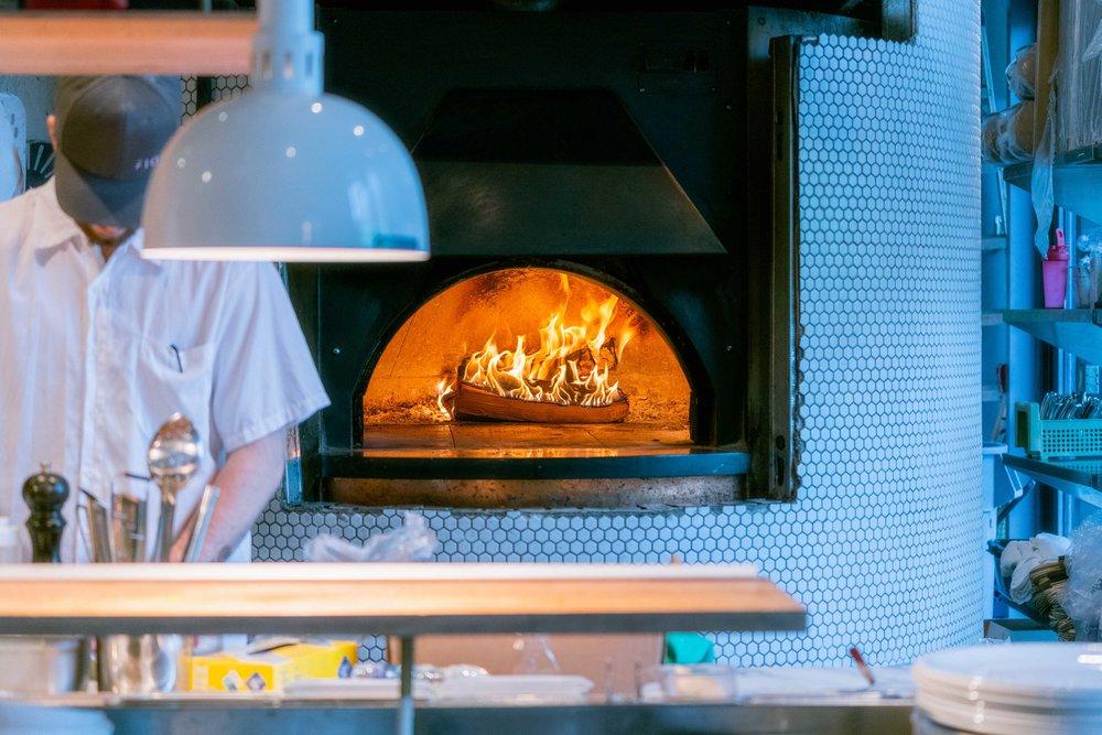 Figo Wood Oven