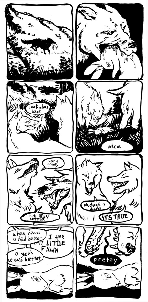 """funny little animals"""