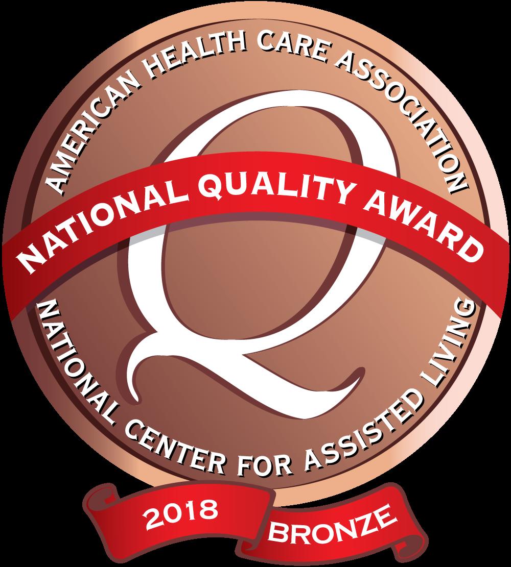 Bronze National Quality Award