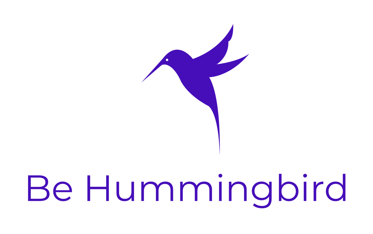 Be Hummingbird