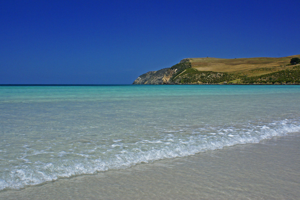 CAPE BRIDGEWATER - The stunning Bridgewater Bay area with its clear turquoise waters and quiet windswept beaches.