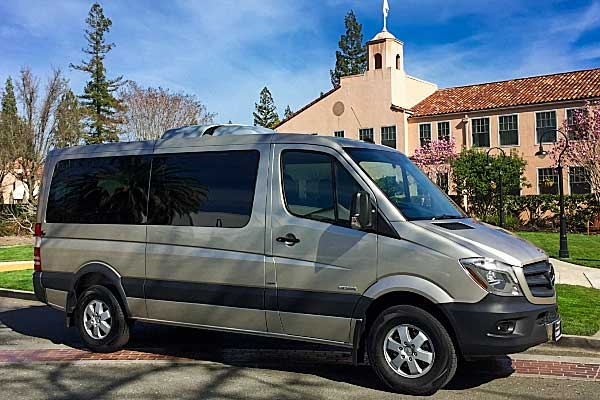 2015 Mercedes Benz Sprinter - Great for larger groups up to 11 passengers$95 hourly *