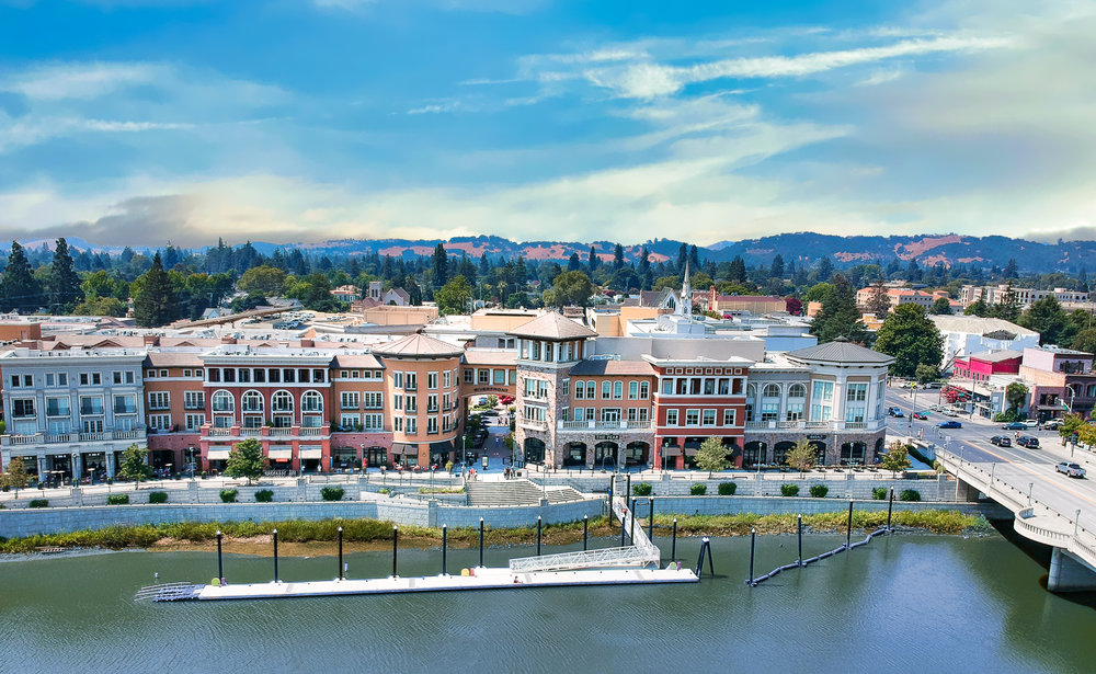 Napa City Riverfront
