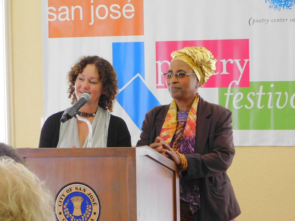 Lisa Rosenberg and Poetess Kalamu Chaché.jpg