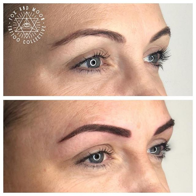 Introducing a new service from our cruelty free cosmetic artist Jess - powder brows! Contact us us to have a free no obligation chat to Jess to see what she can do for you today. -------------------------------------------- Artist: @jesswilkes_cosmetictattoo -------------------------------------------- -Bookings/Enquiries- Phone: 0411 570 360 Email: info@foxandmoontattoo.com.au Visit us: 727 Deception Bay Road, Rothwell -------------------------------------------- www.foxandmoontattoo.com.au -------------------------------------------- #brisbanetattoo #brisbaneartists #brisbane  #foxandmoontattoo #redcliffe #northlakes #goldcoast #sunshinecoast #cosmetictattoo #cosmeticbrisbane #eyebrows #microblading #cosmetic #cosmetictattooer #cosmetictattooist #cosmetictattooartist #jesswilkes #vegancosmetictatooartist #vegancosmetictattoo #vegancosmetics #crueltyfreecosmetictattoo #cosmetictattoobrisbane #cosmetictattooqld