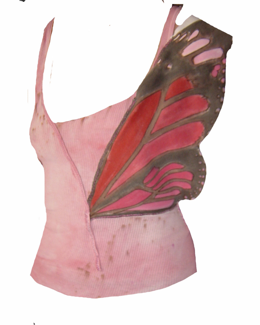 pink and red butterfly tank.jpg