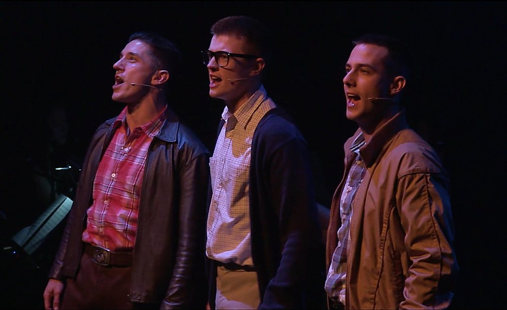 Dogfight, The Musical - Doorstep Arts - Chapel off Chapel
