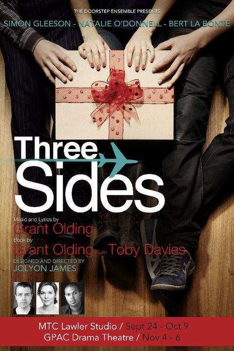 Three Sides, Doorstep Arts