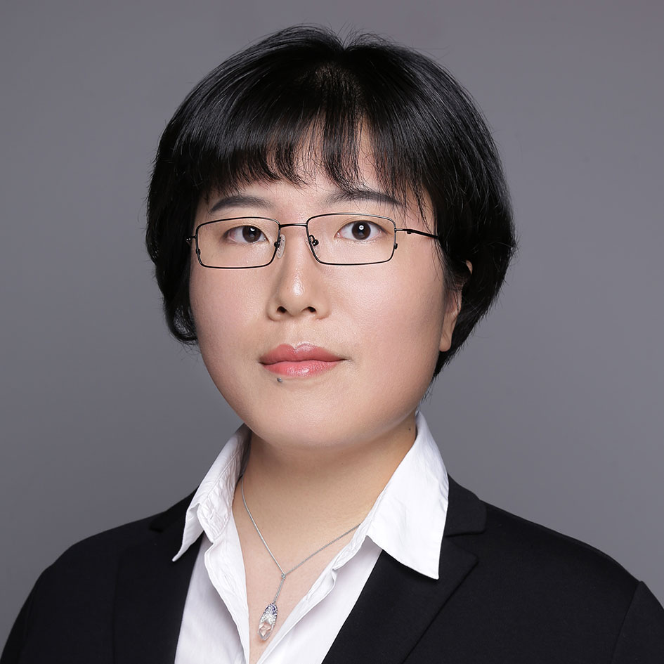 Grace Xiaolu Yang, PhD   Chief Operating Officer and Vice President of Research, Co-founder