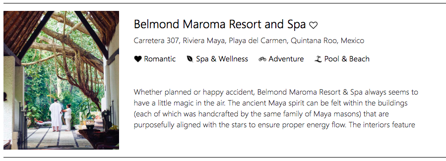 Relaxation and lazy days await at the lovely Belmond Maroma Resort and Spa, Playa del Carmen
