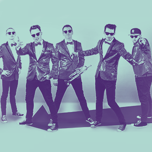 ENTERTAINMENT - The Tzars are an exhilarating five piece party band that offer an exciting performance of pop covers and tight choreography. They provide an amazing horn section, funky keys, inspirational guitars and one of the most solid rhythm sections you are likely to see and hear!