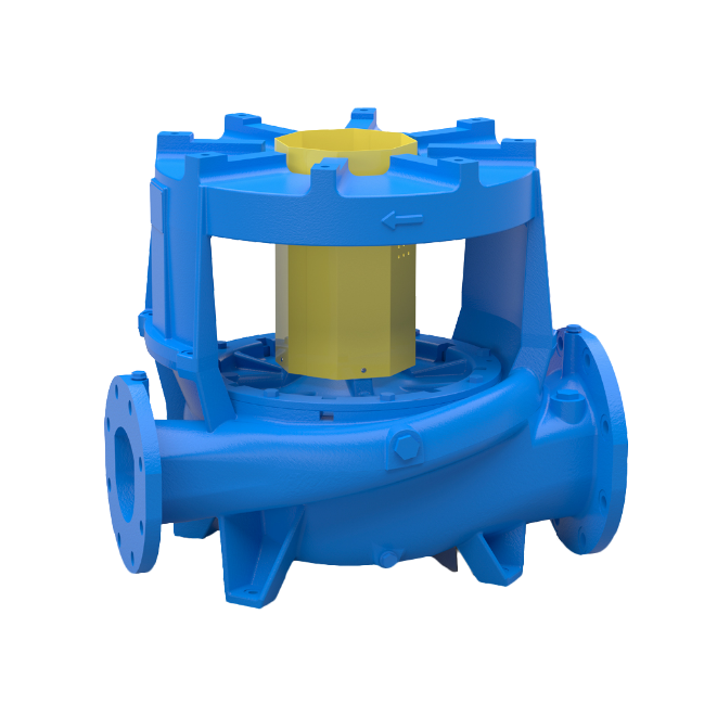 Hamworthy Engine Room Pumps -