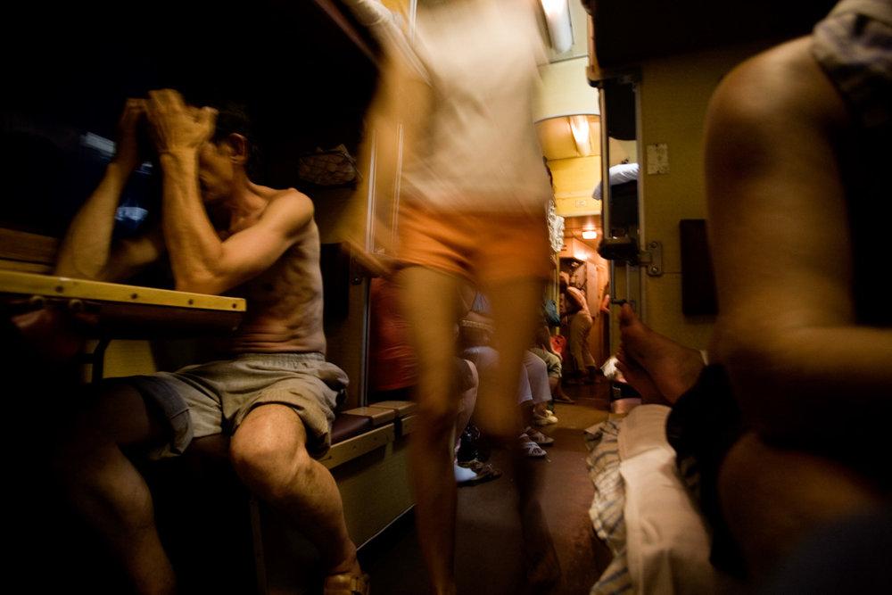 percorsi binari. Treno Venezia Delhi-4.jpg