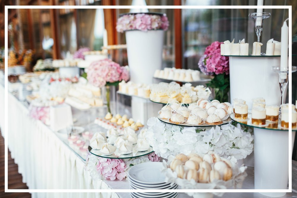 SWEETS TABLE -