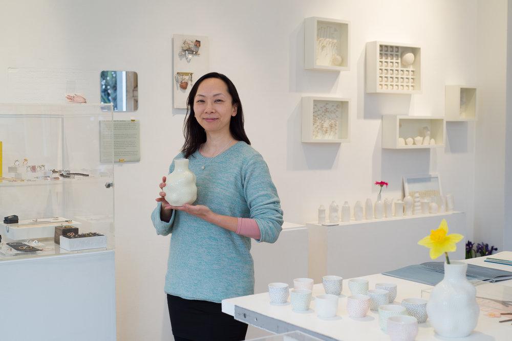 Curator Charlene C Lam
