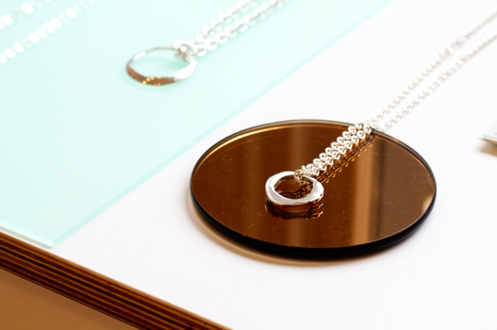 Jeweller Corinne Hamak