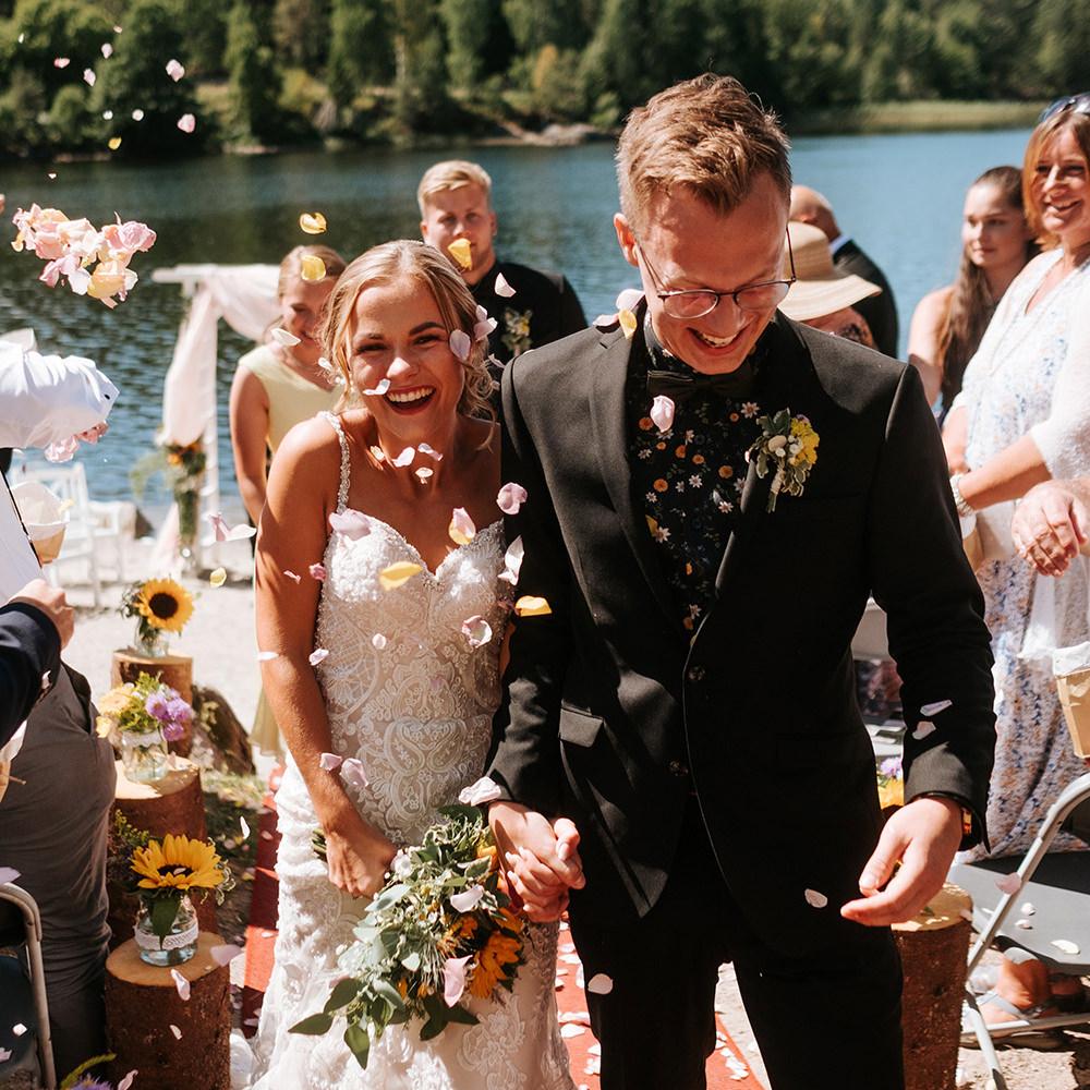Tilbakemeldinger - Det viktigste for meg er at dere er fornøyde med jobben jeg gjør som fotograf i bryllupet deres. Klikk deg inn på denne siden for å se hva tidligere brudepar sier.
