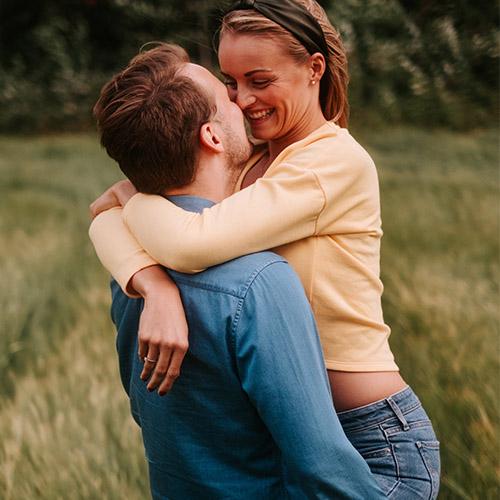 forlovelse fotoshoot