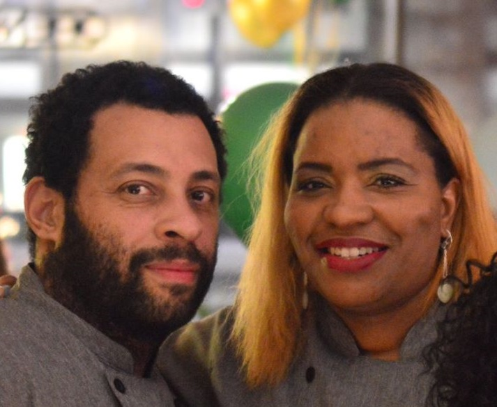 Rashid & Pamela Salaam - Nubian Flavor Restaurant